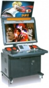 "Tekken Tag Tournament 2 32""LCD"